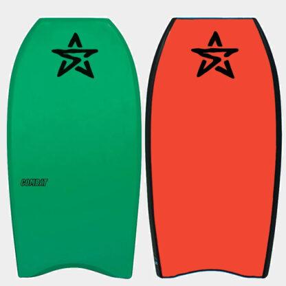 Stealth Combat Bodyboard Emerald