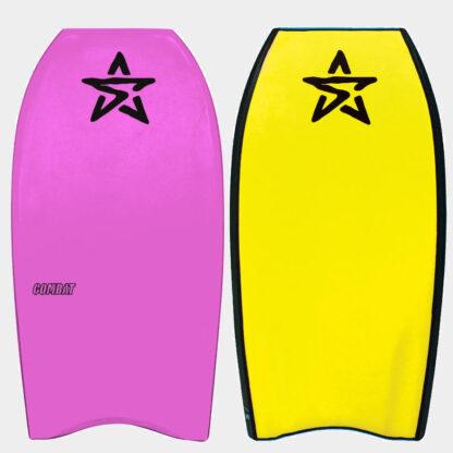 Stealth Combat Bodyboard Pink