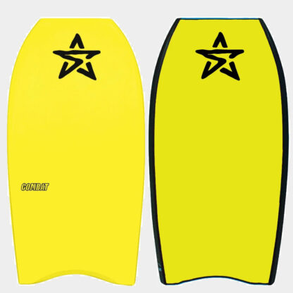 Stealth Combat Bodyboard Yellow