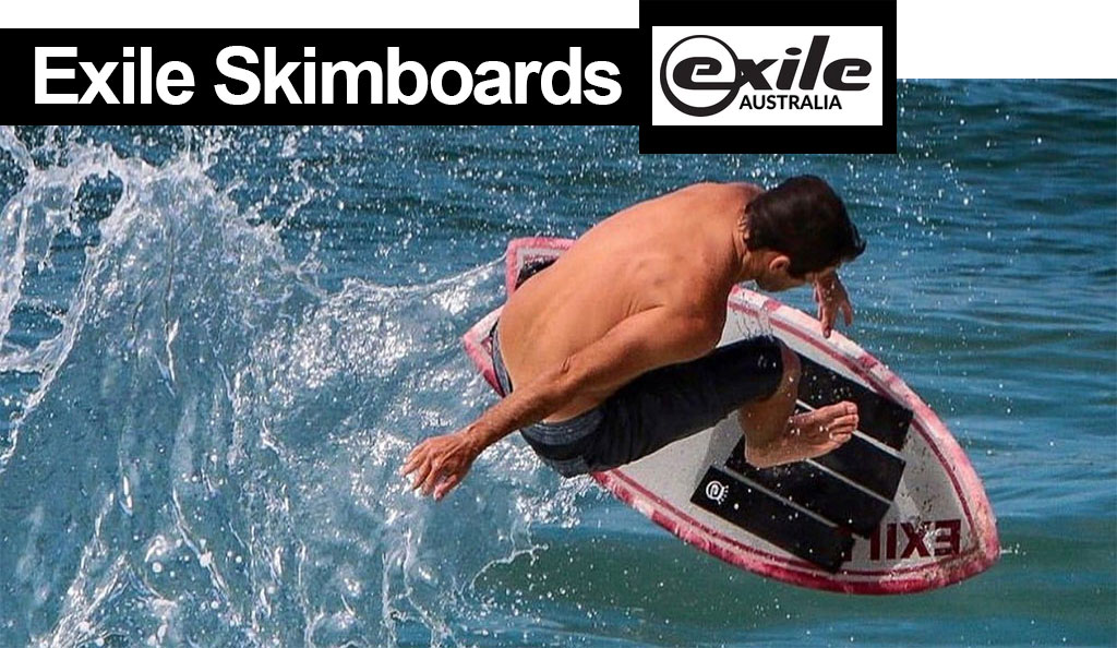 Exile Skimboards Charging