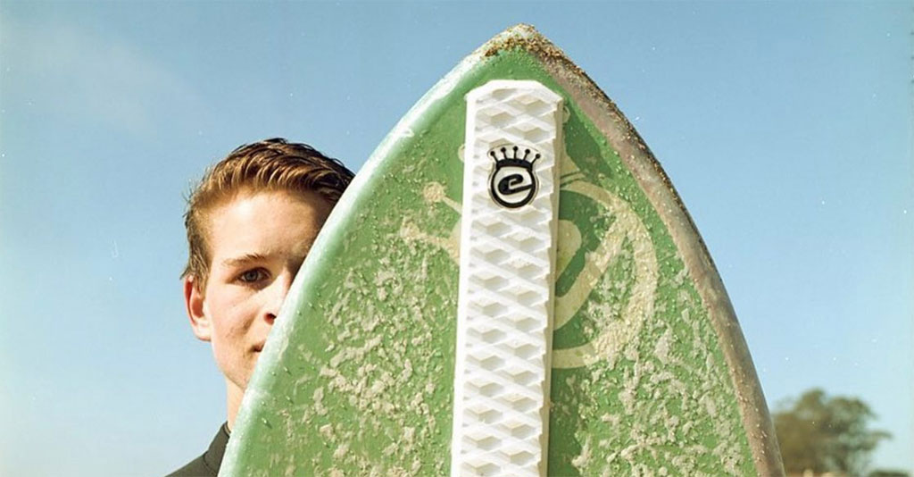 Exile Skimboards Traction Bar
