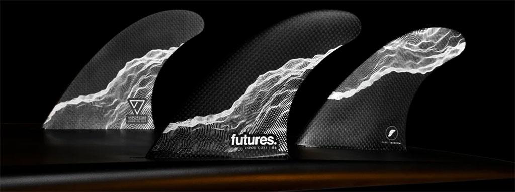 Future Fins Vapor Core In Surfboard