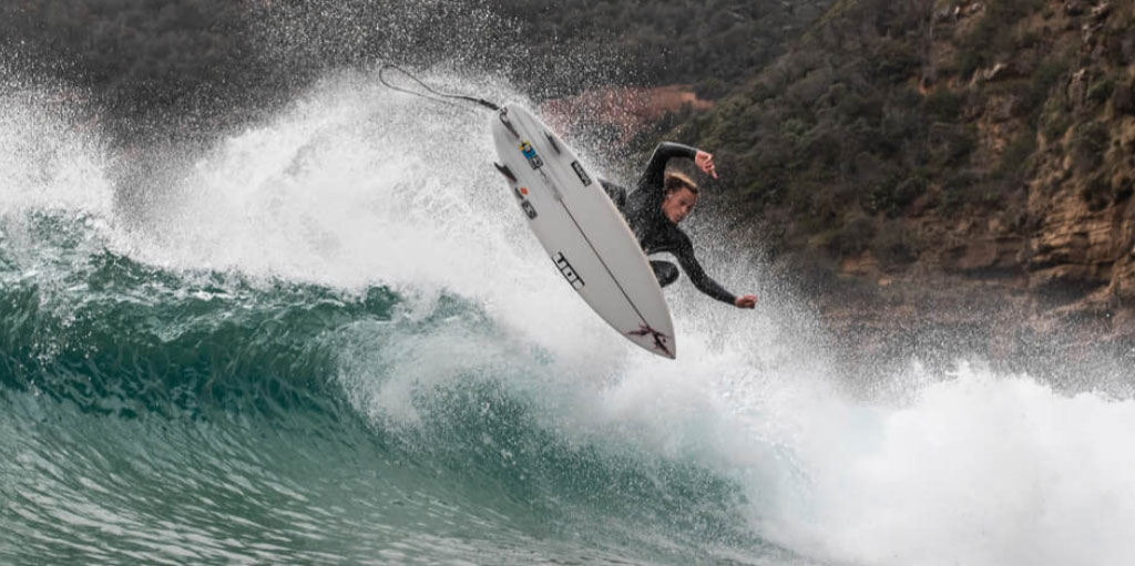 ION Wetsuit Innovations In The Surf
