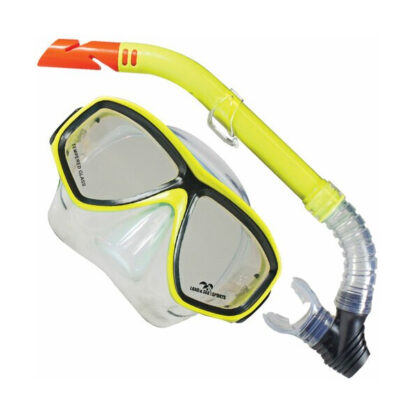 Land and Sea Clearwater Mask and Snorkel Set