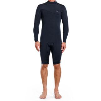 Adelio Taylor Mens 2-2mm Zipperless LS Spring GBS Wetsuit