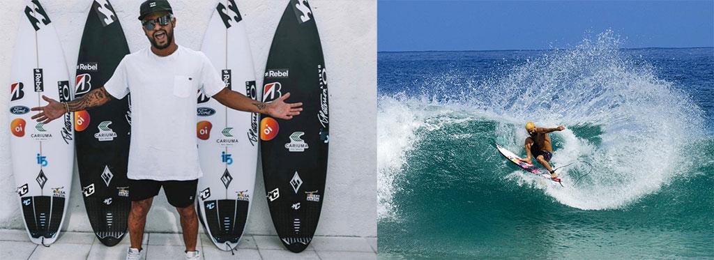 Surfboard Traction Italo Ferreira Creatures of Leisure Range