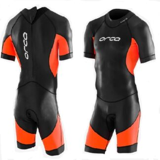 Orca Openwater Performer Core Swimskin Tri Wetsuit Mens Swim Wetsuit