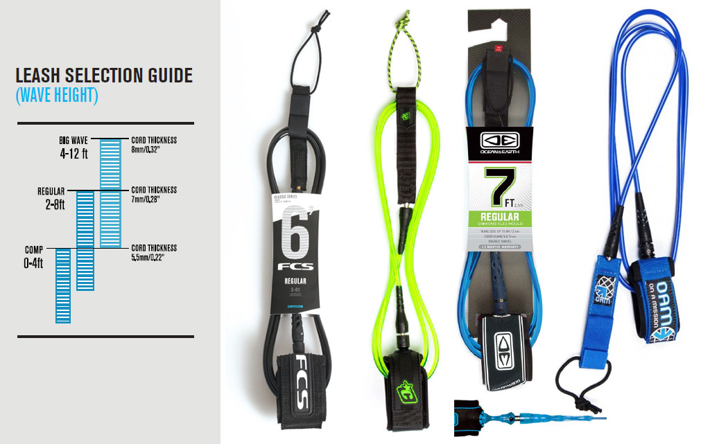 Surf Gear Quality Leashes Progress Your Surfing
