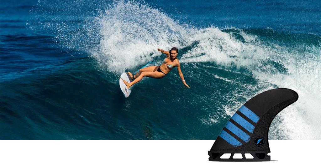 Surfboard Fins Surf Like Alana Blanchard