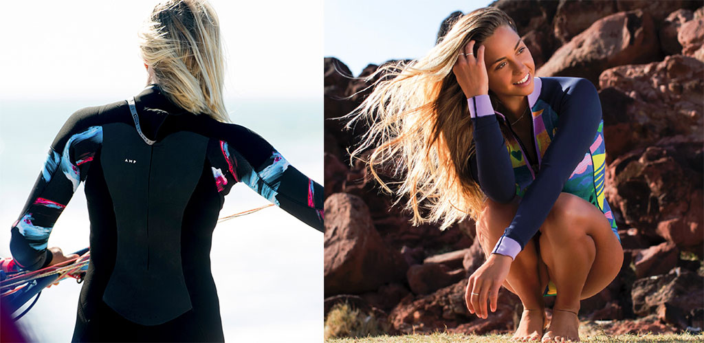 Wetsuits Girls Womens Female Suits