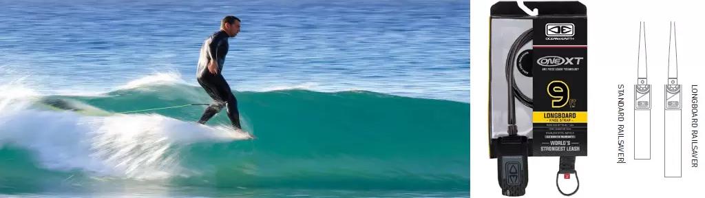 Leg Rope Ocean&Earth Longboard Leash