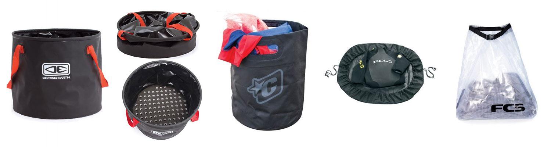 Wetsuit Accessories-Ocean&Earth-High&Dry-Wetsuit-Bucket-Creatures-Of-Leisure-Wetsuit-Bucket-FCS-Wetsuit-Bags