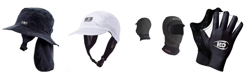Wetsuit Accessories Ocean&Earth-Wetsuit-Hangar-Orca-Wetsuit-Bag-Sticky-Johnson-Wetsuit-Wash-Ocean&Earch-Stiff-Peak-Surf-Hat-Oceean&Earth-Surf-Cap-ION-Neo-Hood--H20-Odyssey-Fingertip-Gloves