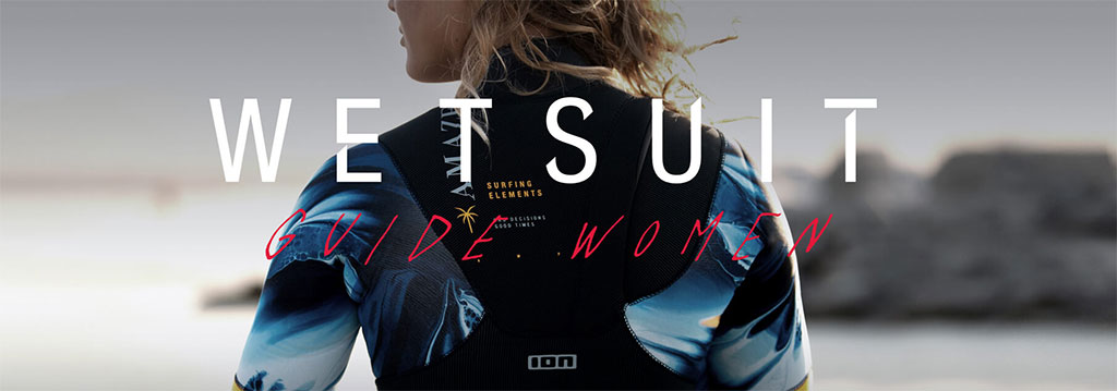 Womens Wetsuits ION Stylish Wear