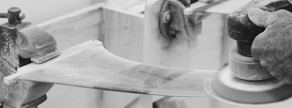 Longboard Fins Island Fin Designs Construction