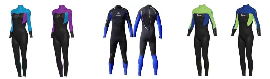 Kids-Wetsuits-Mirage-Girls-Steamer-Wetsuit-and-Adrenalin-Enduro-Kids-Wetsuit-Steamer-and-Maddog-Boys-Steamer-Wetsuit