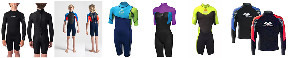 Kids Wetsuits Rip Curl Boys Dawn Patrol Long Sleeve Spring 2-2mm and C-Skins Element Junior Element 3-2mm Spring and Adrenalin Fuzion Kids Wetsuit Springsuit Zipless and Mirage Girls Short Sleeve Springsuit Wetsuit and Adrenalin Radical-X Kids Wetsuit Spring Jr and Adrenalin Hot Top Jr Wetsuit