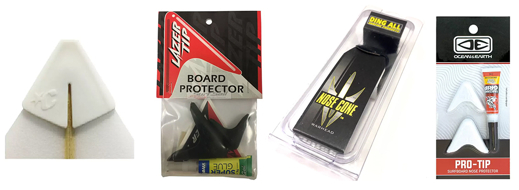 Surf-Accessories-Creatures-of-Leisure-SURFBOARD-NOSE-PROTECTOR-and-Lazer-Tip-Surfboard-Nose-Protector-andSeacured-Nose-Cone-and-Ocean-Earth-Pro-Tip-Nose-Protection-Kit