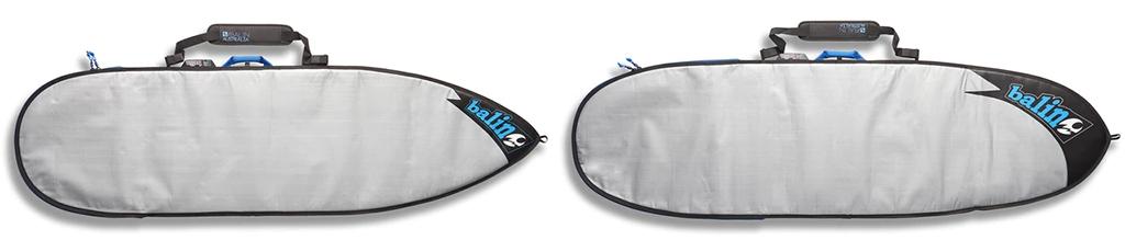 Surfboard Bags Balin Board Covers Silver Tarpee