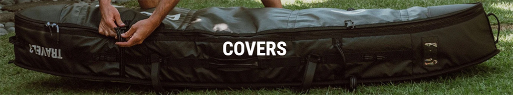 Surfboard Bags FCS Travel Cover