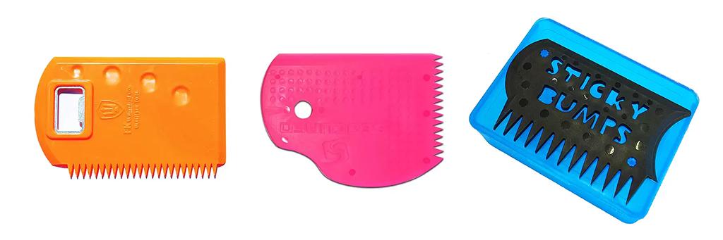 Surfboard Wax Wax Combs