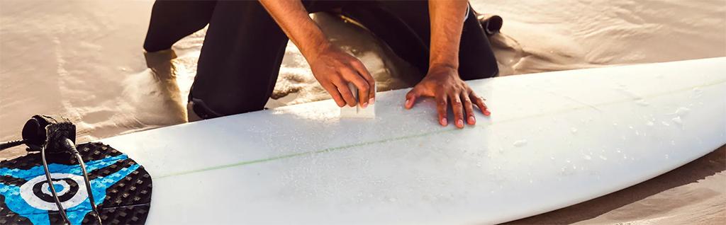 Surfboard Wax Waxing Your Surfboard