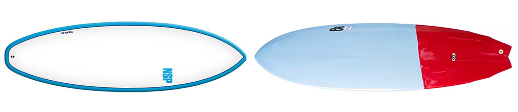 Surfboards-Hybrid-Surfboard-NSP-Elements-Tinder-and-NSP-Fighting-Fish