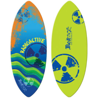 Redback Radioactive Fibreglass Skimboard